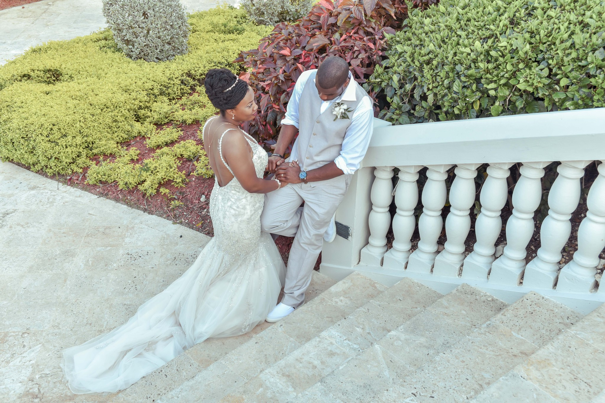Jamaica Wedding. Sparks. Iberostar Jamaica Wedding. Want It Alltake ...