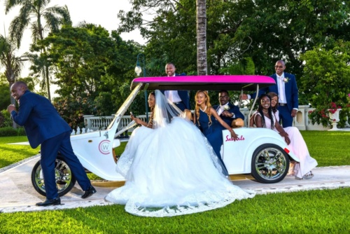 Jamaica Wedding